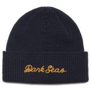 Dark Seas Scottie Beanie - Navy