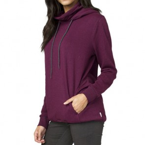 Element Women's Jackson Hoodie - Plum