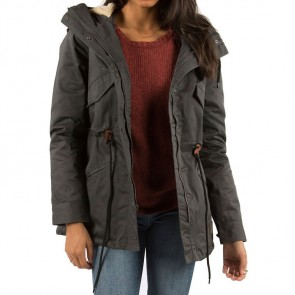 Element Women's Cleo Jacket - Off Black