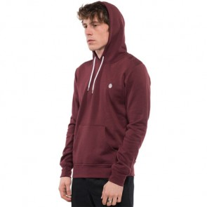 Element Grime Hoodie - Napa Red