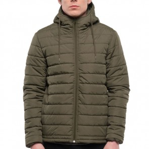Element Travel Well Hayden Jacket - Moss Green