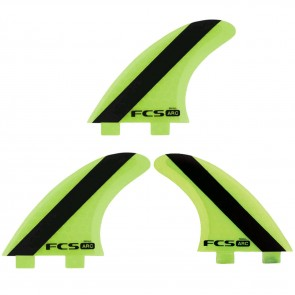 FCS Fins - ARC PC Small - Lime