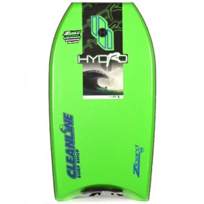 "Hydro 36"" Z Board Bodyboard - Green"