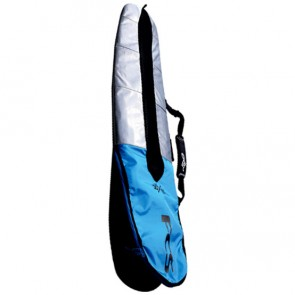 FCS - Dayrunner Performance Hull 3DX Single Surfboard Bag