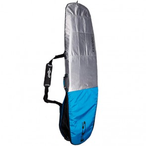 FCS Dayrunner Performance Hull 3DX Single Surfboard Bag