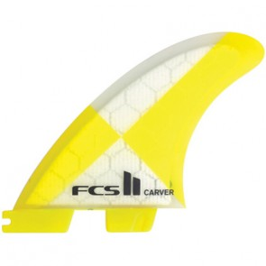 FCS II Fins Carver PC Large Tri Fin Set