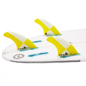 FCS II Fins Carver PC Medium Tri Fin Set