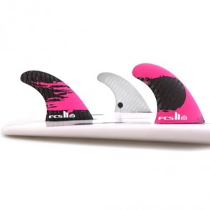 FCS II Fins GM PCC X-Small Tri Fin Set