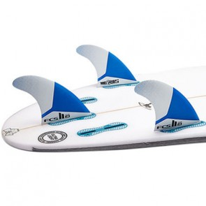 FCS II Fins JS PC Medium Tri-Quad Fin Set