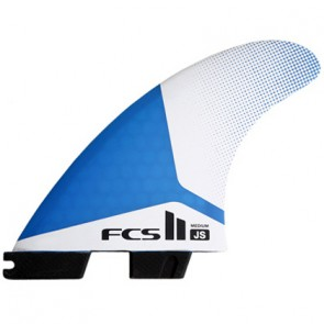 FCS II Fins JS PC Medium Tri Fin Set