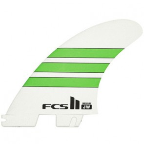 FCS II Fins JW PG Medium Tri Fin Set