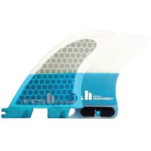 FCS II Fins Performer PC Large Tri SUP Fin Set