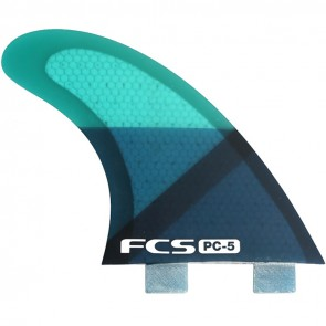 FCS Fins PC5 Tri Fin Set