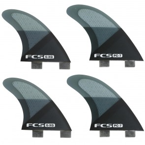 FCS Fins PC7 Quad Fin Set