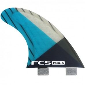 FCS Fins PCC5 Tri Fin Set