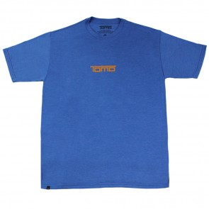 Firewire Surfboards Tomo Empire T-Shirt - Royal Heather