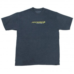Firewire Surfboards Future of Shape T-Shirt - Navy Heather