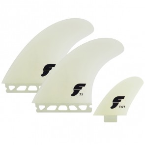 Futures Fins T1 Twinzer - Glass