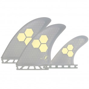 Futures Fins AMT Honeycomb Twin Fin Set