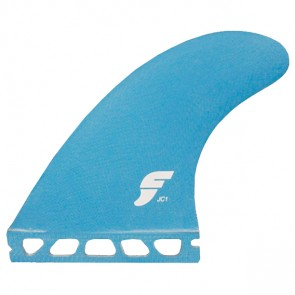 Futures Fins - JC1 Glass - Solid Blue