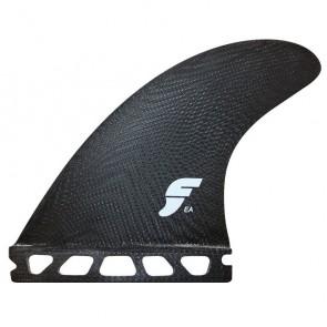 Futures Fins - EA Glass - Solid Black