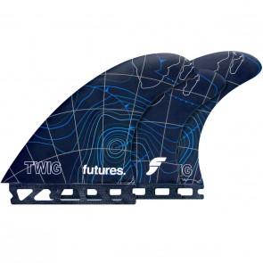 Futures Fins Twiggy Tri-Quad
