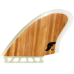 Futures Fins K1 Keel Twin - Bamboo