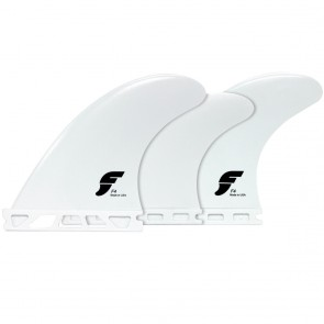 Futures Fins F4 Tri-Quad Thermotech - White