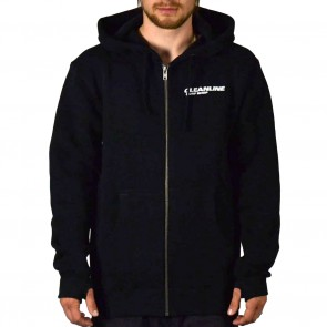 Cleanline New Rock Zip Hoodie - Black