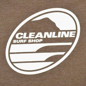 Cleanline New Rock T-Shirt - Heather Brown