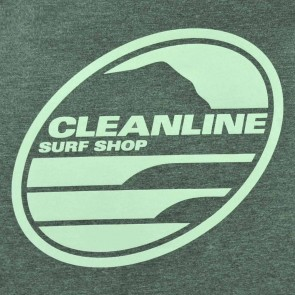 Cleanline New Rock T-Shirt - Heather Forest