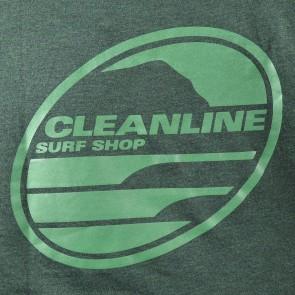 Cleanline Women's New Rock T-Shirt - Emerald