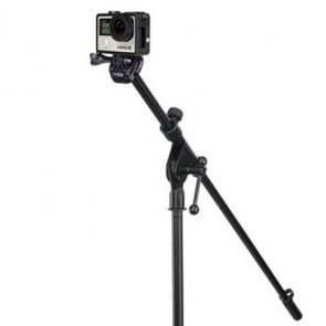 Go Pro Mic Stand Mount