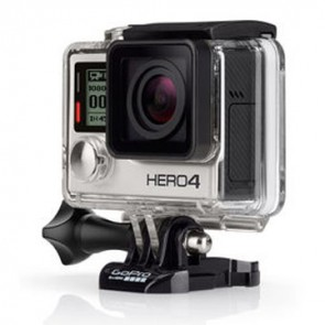 Go Pro HERO4 Silver Edition Adventure Series Digital Camera