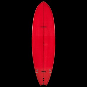 Global Surf Industries - 6'8'' Modern Blackfish Surfboard - Red