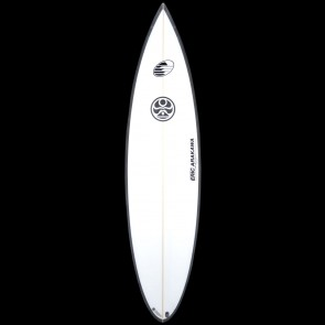 Hawaiian Island Creations 6'6'' Arakawa Round Pin Surfboard