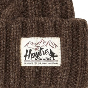 HippyTree Mammoth Beanie - Brown