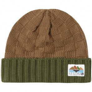 HippyTree Capitola Beanie - Brown