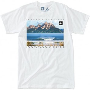 HippyTree Apex T-Shirt - White