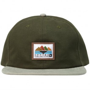 HippyTree Madera Hat - Army