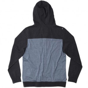 HippyTree Whitney Zip-Up Hoodie - Heather Black