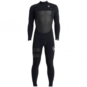 Hurley Fusion 4/3 Wetsuit - Black