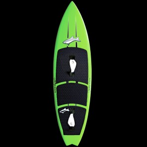 Jimmy Lewis Kwad KT Kiteboard - Green