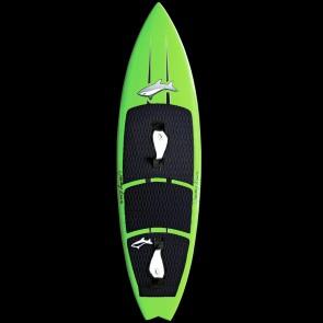 Jimmy Lewis Kwad KT Kiteboard - Green