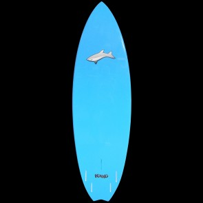 Jimmy Lewis 5'11 KWAD Kiteboard - 2014