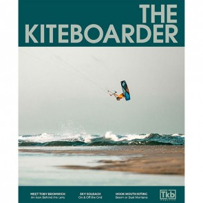The Kiteboarder Magazine - Volume 13 Number 1