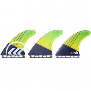 Kinetik Racing Fins Parko Phase 4 XS/S Futures