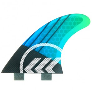 Kinetik Racing Fins Parko Phase 4 M/L FCS - Blue/Green