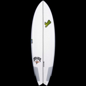 "Lib Tech Surfboards 5'8"" Round Nose Fish Redux Surfboard"