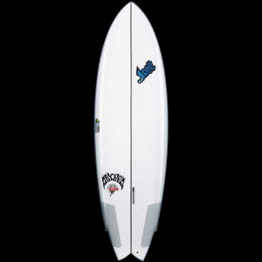 "Lib Tech Surfboards 5'10"" Round Nose Fish Redux Surfboard"